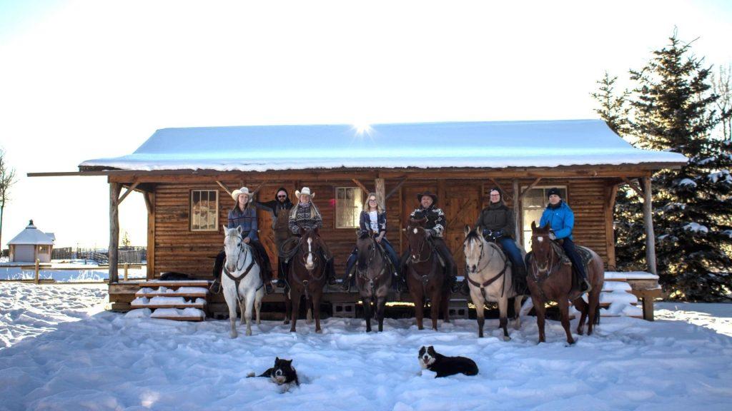 International Guests at Bear Creek Cabins